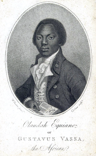 Picture of Olaudah Equiano