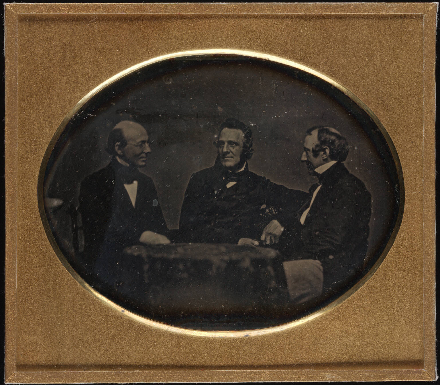 Picture of Garrison, Thompson, Phillips