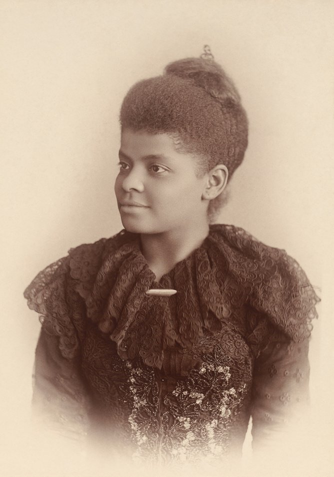 Picture of Ida B Wells