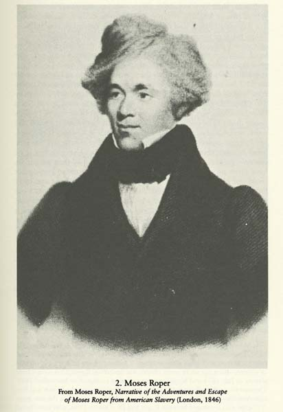 Picture of Moses Roper